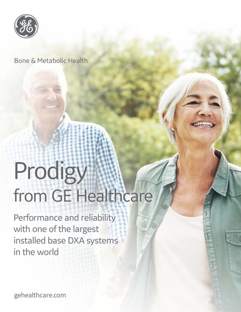 Prodigy from GE Healthcare