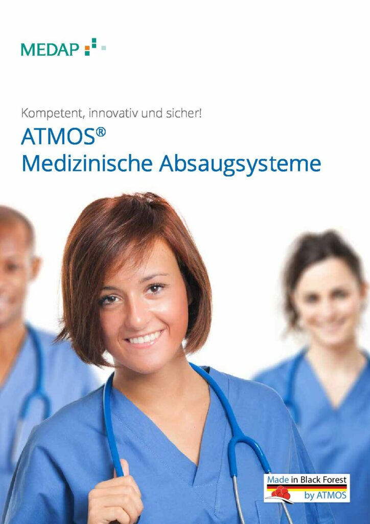 Atmos Medizinische Absaugsysteme
