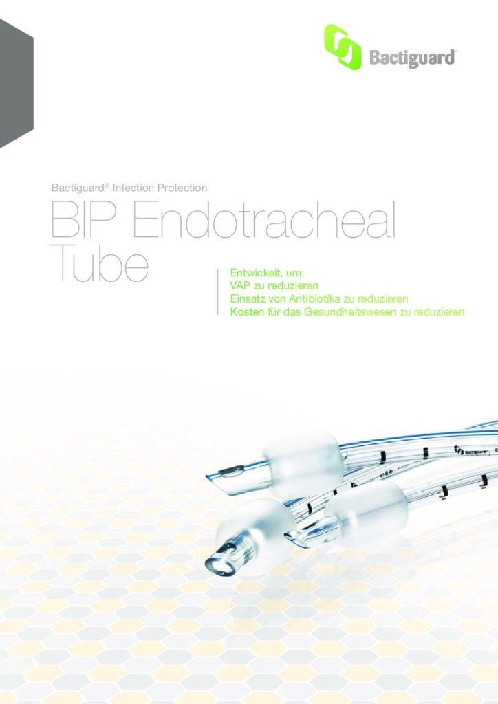 BIP Endotracheal Tube