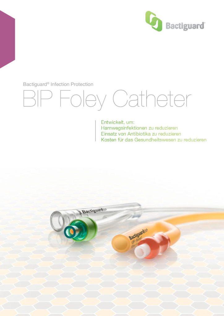 Download Folder BIP Foley Katheter