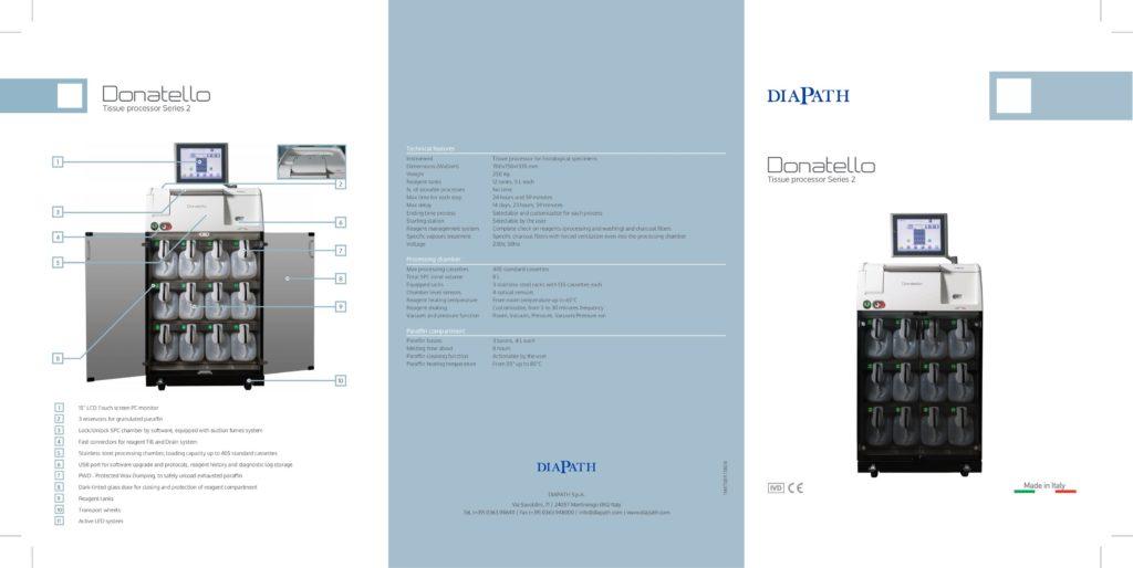 Broschüre Ultraschall-Schnell-Entkalkungsautomat USE 33