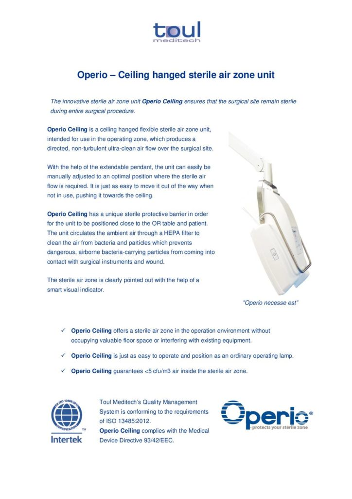 Download Folder Operio Ceiling