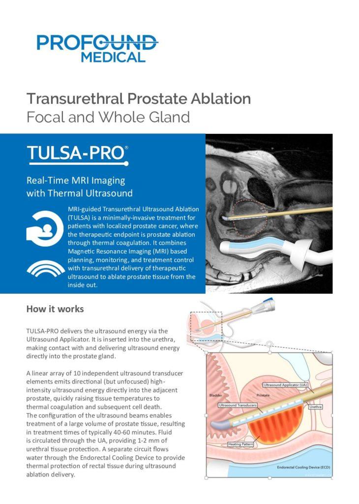 Folder Profound Tulsa Pro