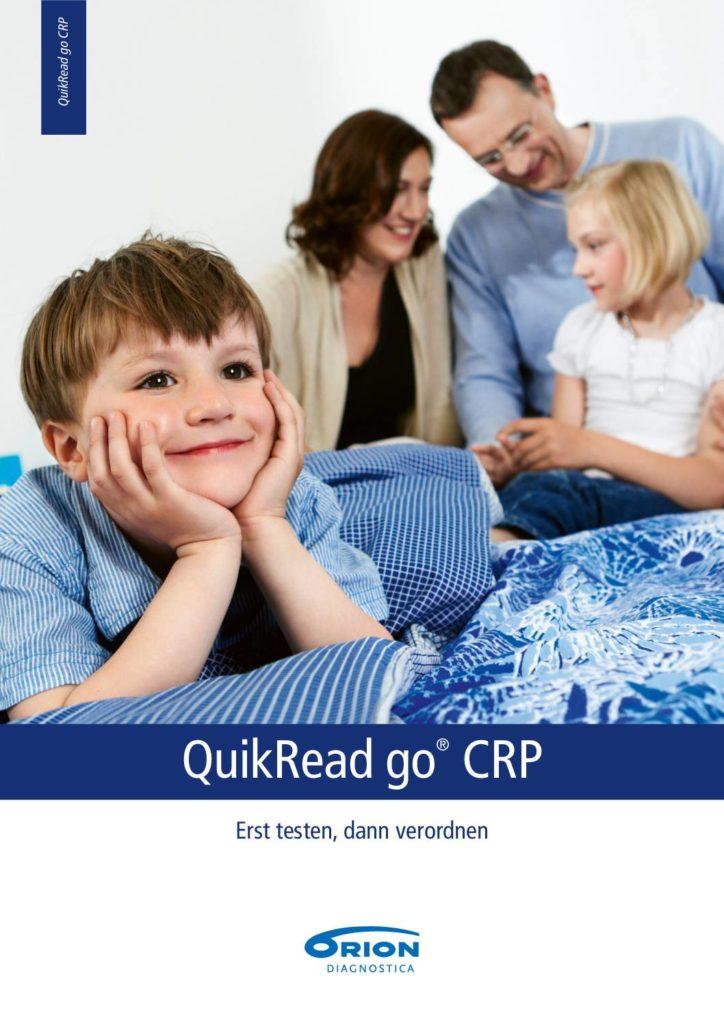 Broschüre QuikRead go CRP