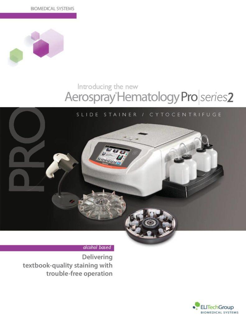 Aerospray® Hematology Pro 7152