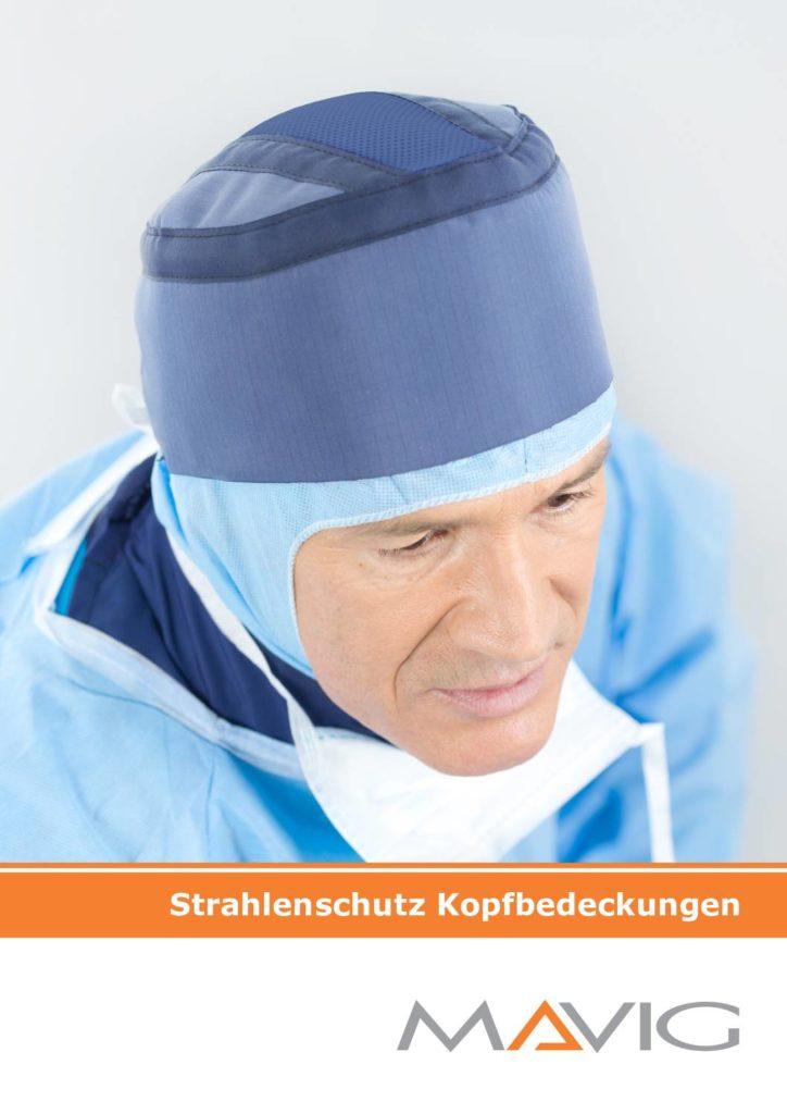 Download Folder Strahlenschutz Kopfbedeckungen