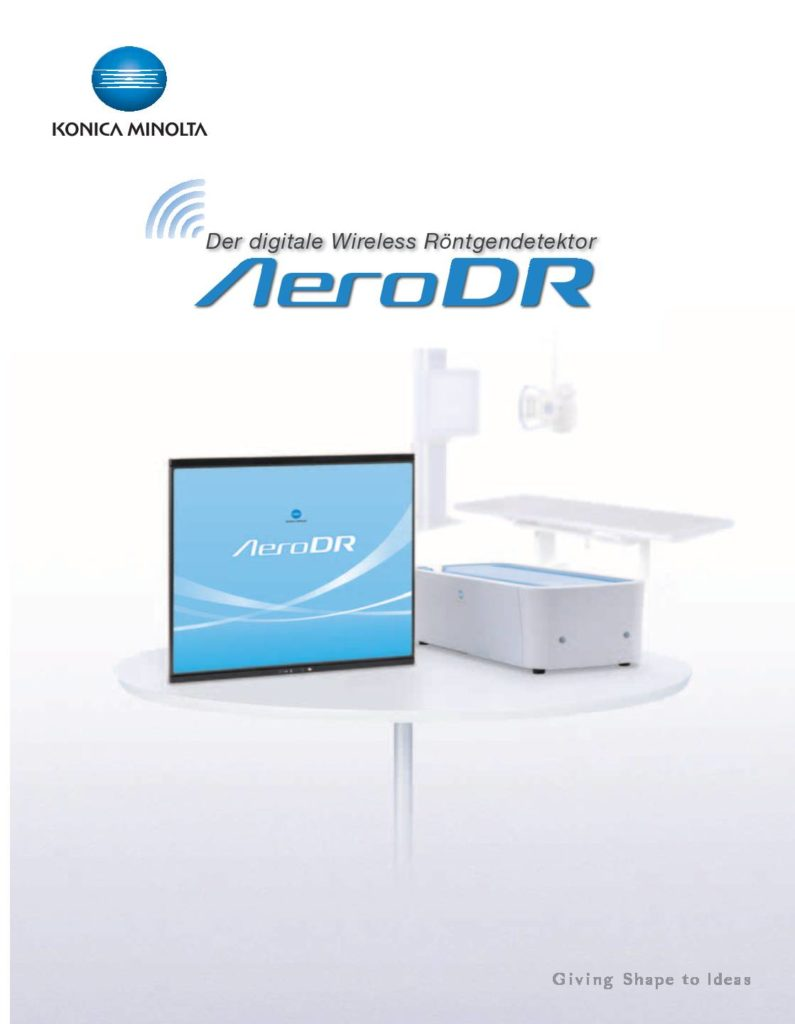 Folder AeroDR