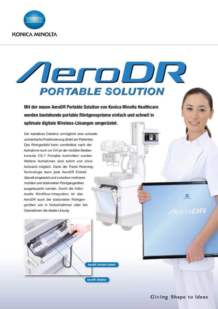 Folder AeroDRportable