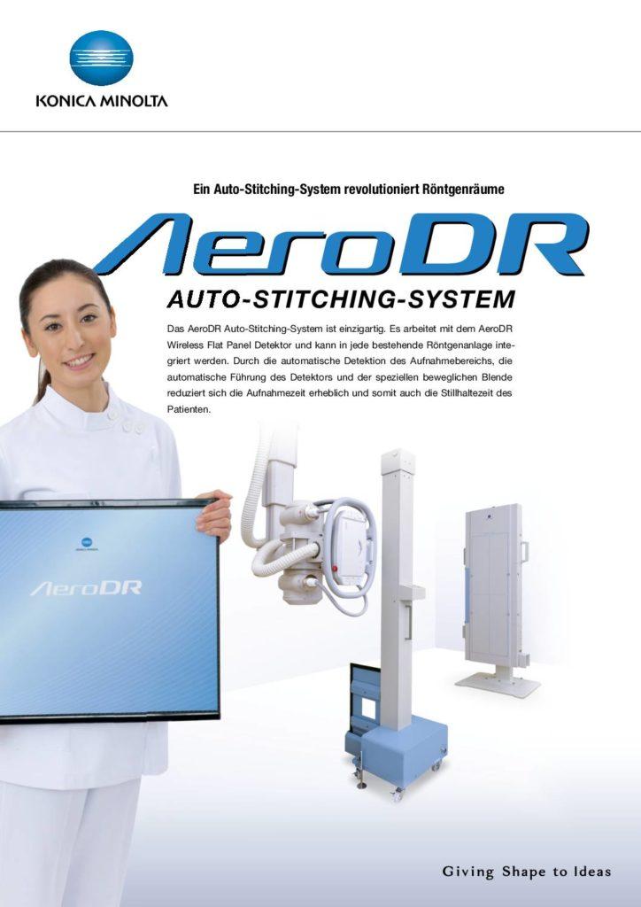 Folder AeroRD Auto-Stitching