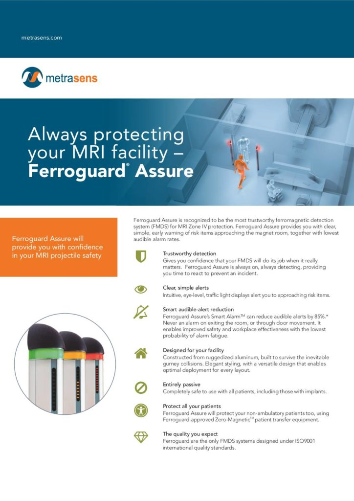 Download Folder Ferroguard Assure