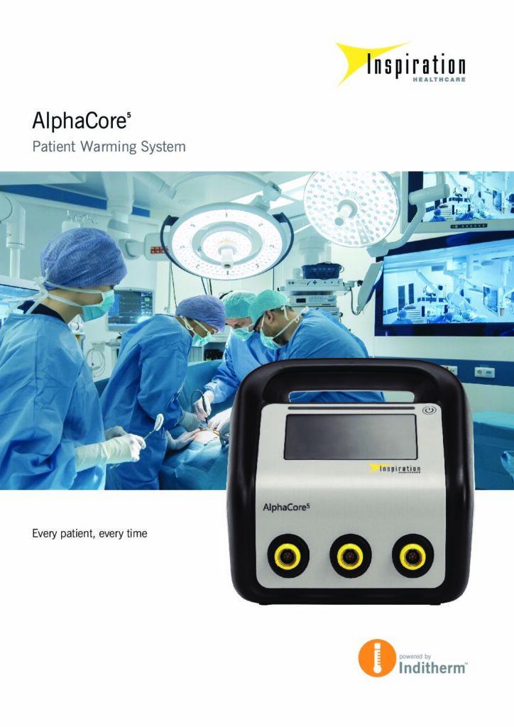 Alphacore Patientenwärmesystem