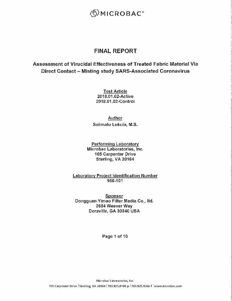 210126_SARS-filter-test-report