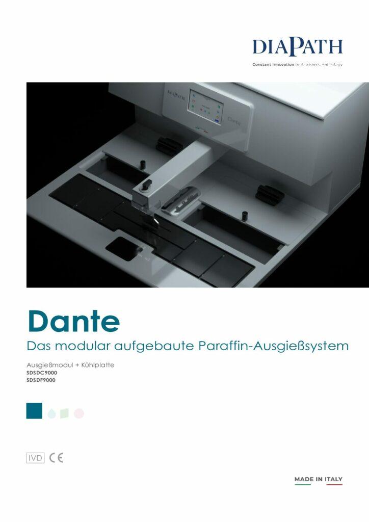 DANTE® - Paraffin-Einbettsystem