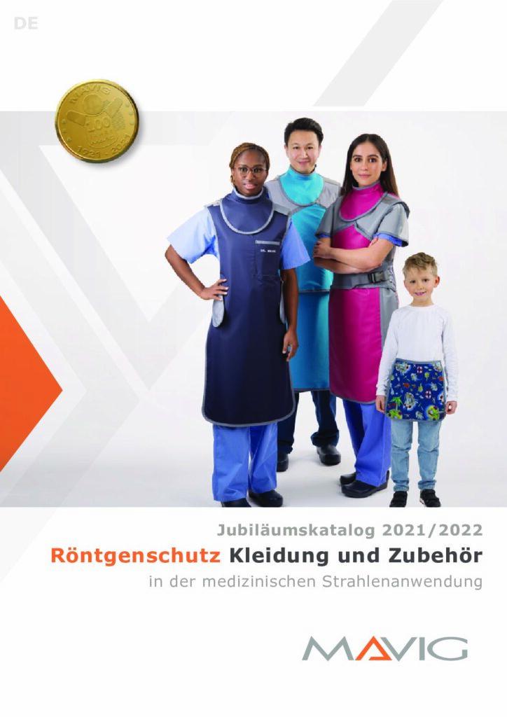 Mavig Personenschutzkatalog 2021