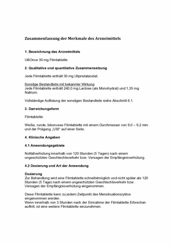 UlliOnce Fachinformation 11_19